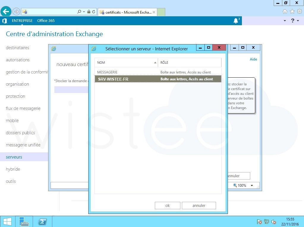 microsoft csr Generate a csr with microsoft iis7 / iis8 and windows server 2012 / 2013  common case open your iis manager click on the server name.
